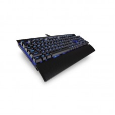 Corsair Corsair Gaming K70 Mechanical Gaming Keyboard, Backlit Red LED, Cherry MX Blue (LUX)