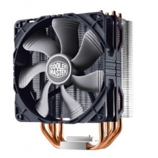 COOLERMASTER HYPER 212X CPU FAN (120MM, 4xHeatpipes)