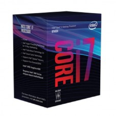 Intel i7-8700 BX80684I78700 3.2 G 6 Core 12MB 8th Gen CPU