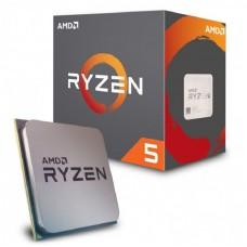AMD Ryzen 5 2600X CPU YD260XBCAFBOX Vega graphics AM4