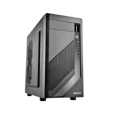COUGAR MG110-STE400 MINI TOWER CASE, 400W PSU, USB 3.0