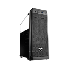 COUGAR MX330-G tempered glass midi tower case