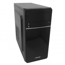 Axceltek AM-100 500W mini tower case USB 3.0