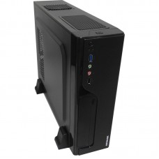 Axceltek MI-200 SLIM SFF Desktop or Tower (400W, USB3.0)