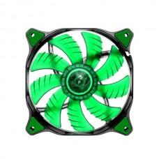 COUGAR CF-D12HB-G 120mm GREEN LED Hydraulic Bearing Case Fan