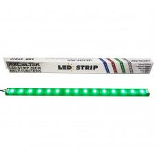 Axceltek LSG30 Green LED light strip 300mm 15x LEDs