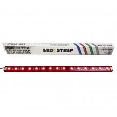 Axceltek LSR30 Red LED light strip 300mm 15x LEDs