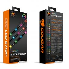 Cougar CF-STR-RGB Dual Pack 2 x 300mm RGB LED Strips
