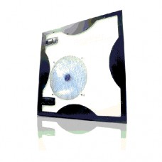 THERMALTAKE A2472 BLACK 23CM FAN CLEAR PANEL FOR MIDI TOWER