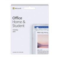 Microsoft Office Home & Student 2019 Win or Mac Email Key