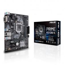 Asus PRIME-H310M-E 8th gen motherboard