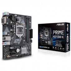 Asus PRIME-H310M-K 8th gen motherboard