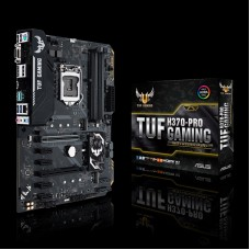 Asus TUF-H370-PRO-GAMING motherboard 8th Gen skt 1151