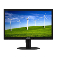 PHILIPS 220B4LPYCB 22in LED VGA/DVI/DisplayPort MONITOR
