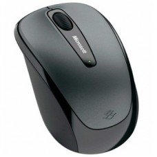 GMF-00006 MICROSOFT WIRELESS 3500 MOUSE - BLACK GREY