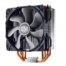 COOLERMASTER HYPER 212X CPU FAN (120MM, 4xHeatpipes)