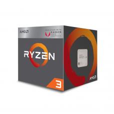 AMD RYZEN 3 2200G Quad core 3.7Ghz RX Vega graphics AM4
