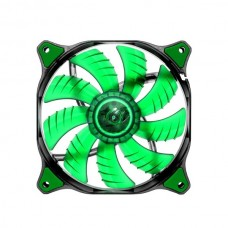 COUGAR CF-D12HB-G 120mm GREEN LED Hydraulic Bearing Case Fan