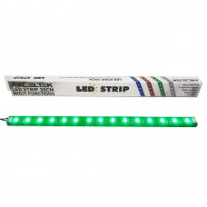 Axceltek LSG30 Green LED light strip 300mm 15x LEDs