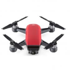 DJI SPARK MINI DRONE RED
