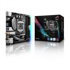 Asus Intel LGA1151 miniITX B250 gaming motherboard with doubledecker heatsink, Aura Sync RGB LED, Intel LAN, 802.11ac WiFi, dual M.2 and SATA 6Gbps