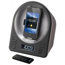 iHome iA63 Stereo Alarm Clock & Radio (30pin dock)